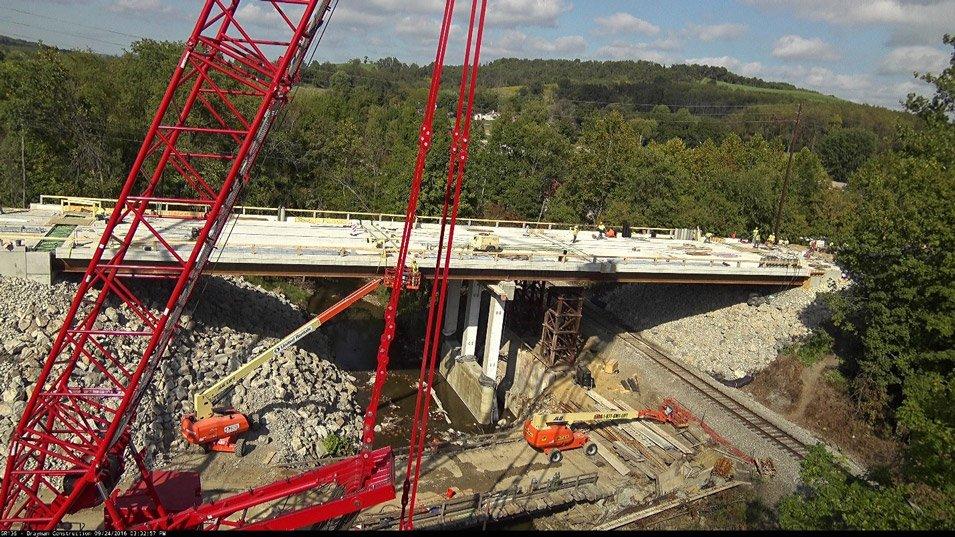 SR 0136-G10 ABC Bridge Replacement in Washington County, PA