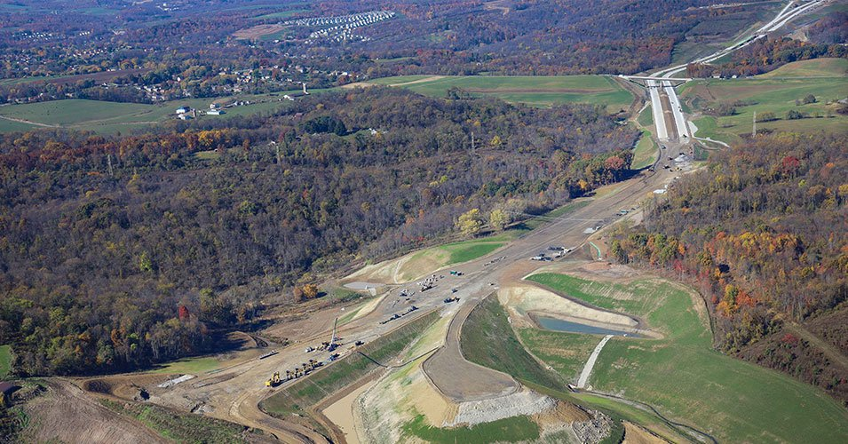 PA Southern Beltway Work to Restart