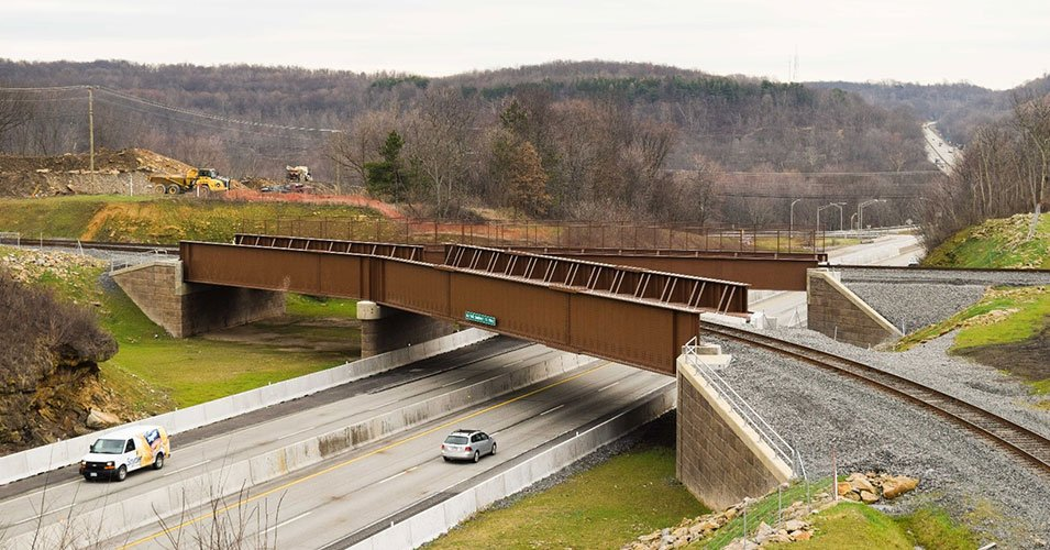 WB-207 & WB-208 Bridge Replacements in Beaver County, PA