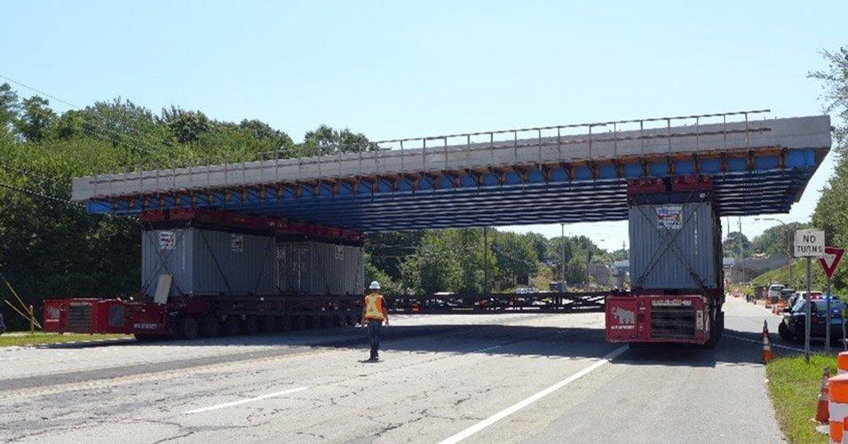Reconstruction of Barton Corner Bridge