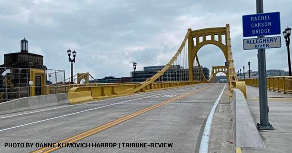 Rachel Carson Bridge reopens